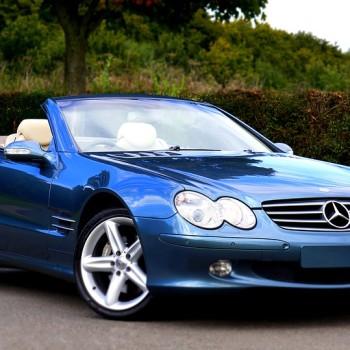 Car Transport Luxury Automotive Modern Mercedes