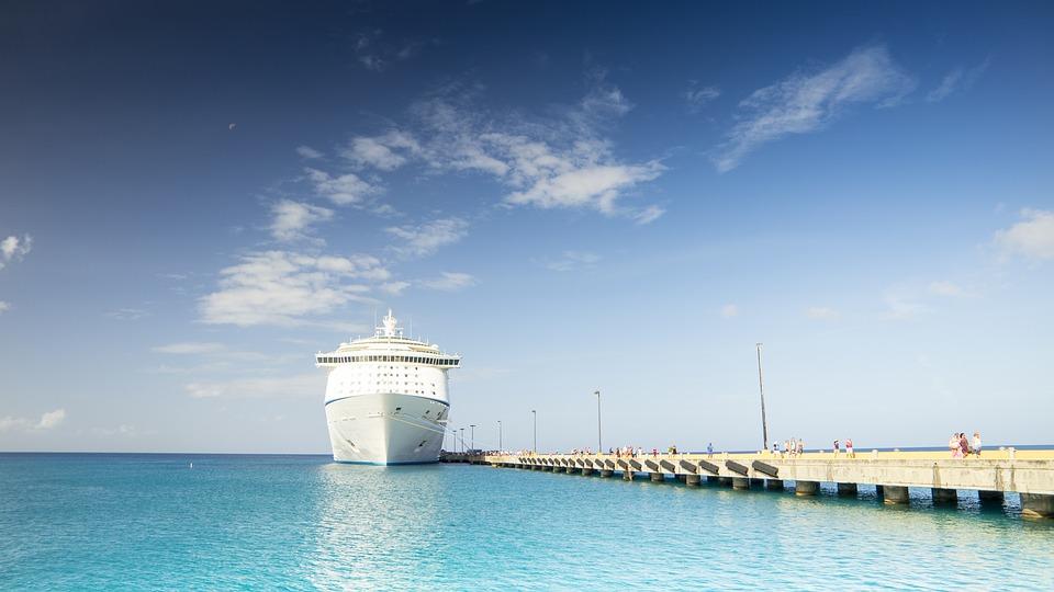 Sea Port Cruise Ship Holiday Cruise Holiday