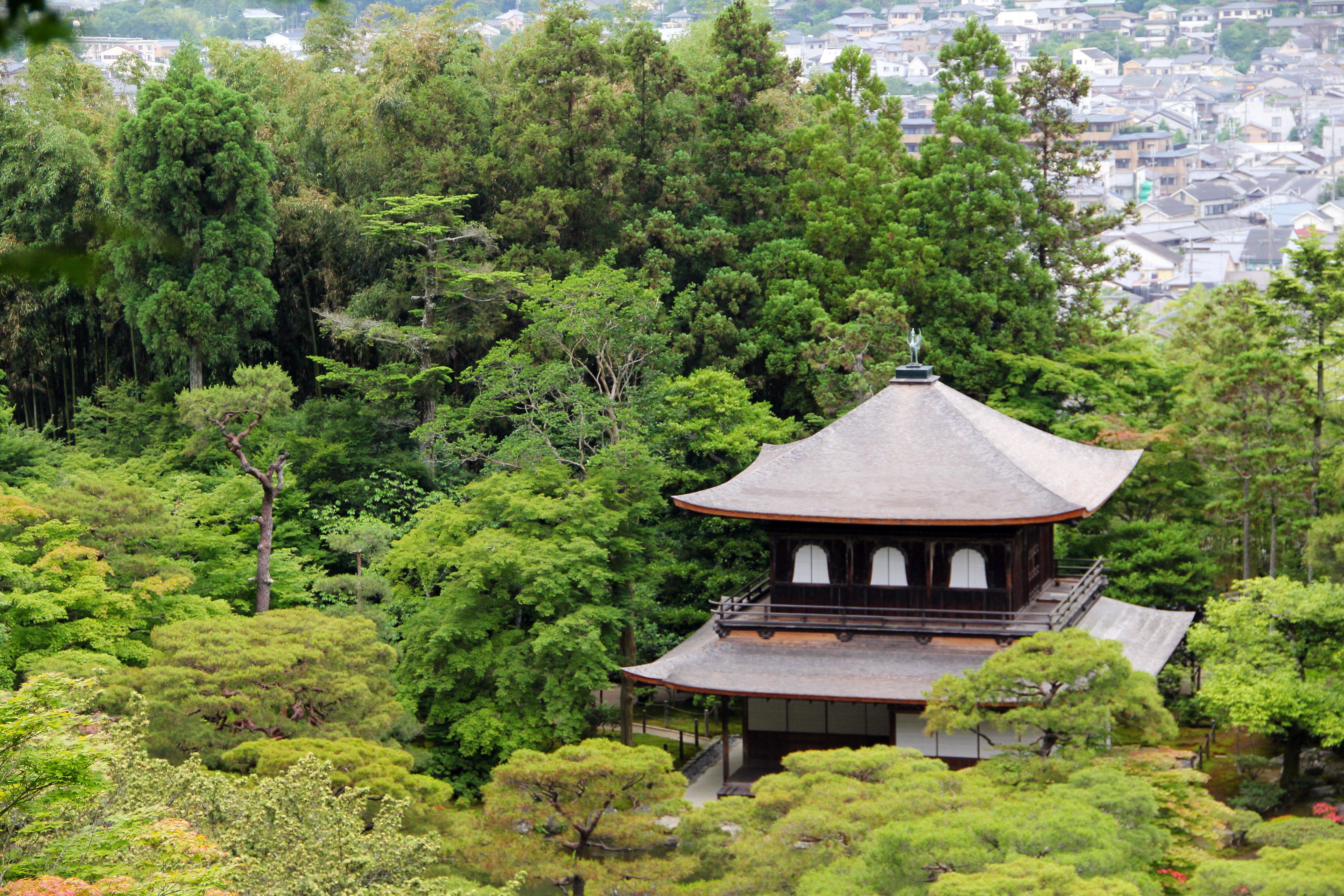 Ginkaku, the Silver Pavilion