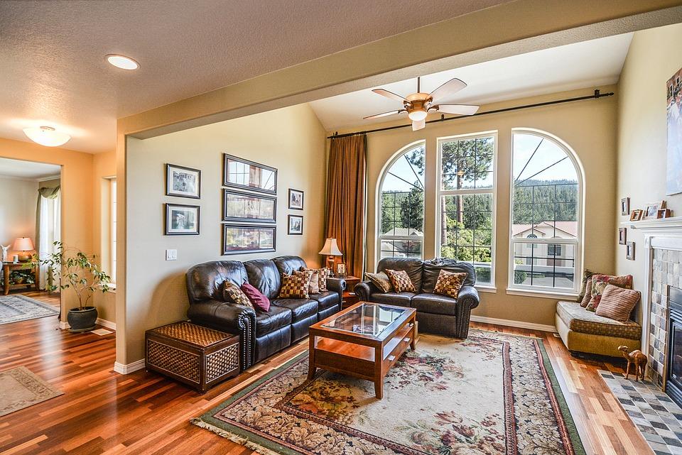 Residential Home Residence Family Room House